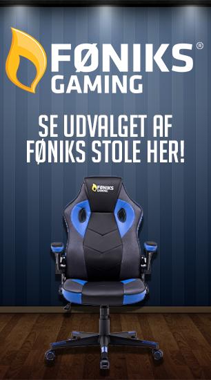 d6915e480 Gamer stol - Køb gamer stole fra AKRacing, Arozzi, Noble m.fl. - Fri ...